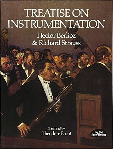 Berlioz Orchestration Treatise Pdf