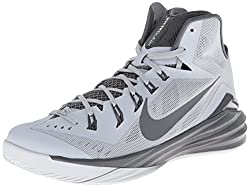 Nike Hyperdunk 2014 Mens Hightop Basketball Sneakers Gray Size 12