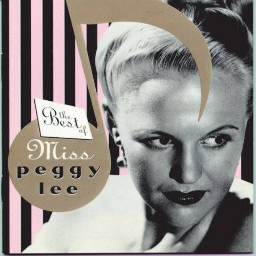Peggy Lee - Manana (Is Soon Enough For Me)