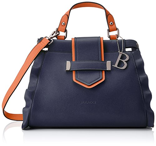 Bulaggi Ladies Poussin Borsa A Mano, Blu (blu Scuro), 13x23x28 Cm