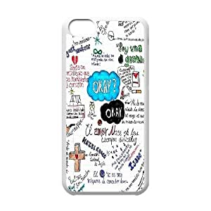 [StephenRomo] For Iphone 5c -The Fault In Our Stars PHONE CASE 2