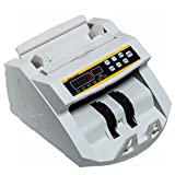 Currency Counting Machine With Fake Note Detector (UV/MG) Officebird OB 12 Compatible with Old & New INR- Rs.10, 20, 50,100,200, 500 & 2000 Notes