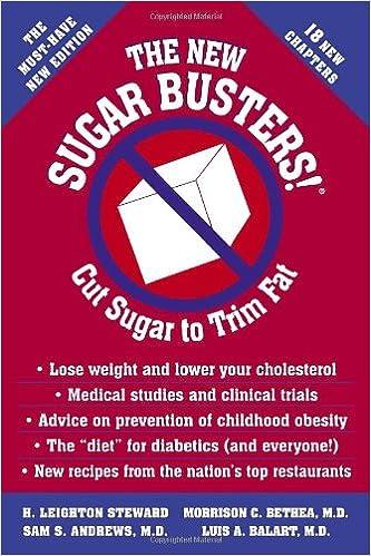 Mejor descargador de libros para Android The New Sugar Busters (Literatura española) PDF CHM 0345455371