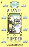 img - for A Taste for Murder (Hemlock Falls Mystery) book / textbook / text book