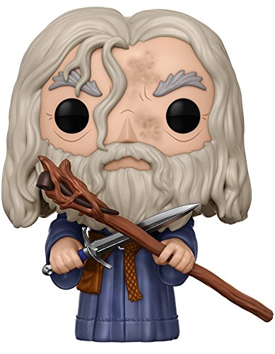 Funko POP Movies The Lord of the Rings Gandalf Action Figure (Figure Rings Lord)