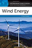 Wind Energy: A Reference Handbook (Contemporary World Issues)
