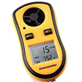 Pocket Anemometer Wind Speed Meter