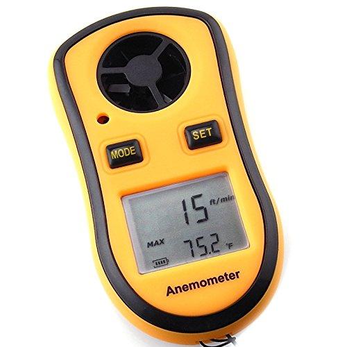 GX-PRO Pocket Anemometer Wind Speed Meter