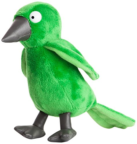Room on the Broom 7-inch Bird Soft Toy, Green