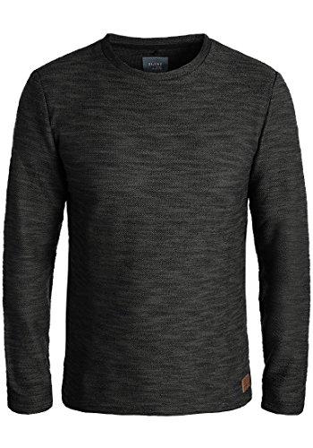 BLEND Caracas 20702933ME Sweatshirt, Größe:XL;Farbe:Black (70155)