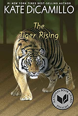 book cover of The Tiger Rising