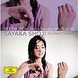 ベートーヴェン:ヴァイオリン・ソナタ第5番「春」&第6番&第10番