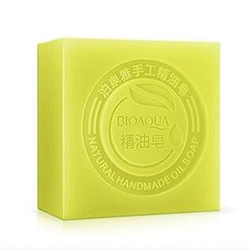 dfly carbón de bambú jabón jabón lavanda combinación belleza ...