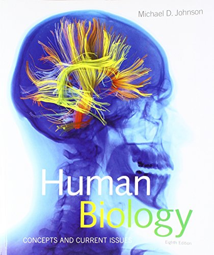 Human Biology: Concepts and Current Issues; Modified Mastering Biology with Pearson eText -- ValuePack Access Card -- for Human Biology: Concepts and Current Issues (8th Edition) -  Michael D. Johnson, Paperback