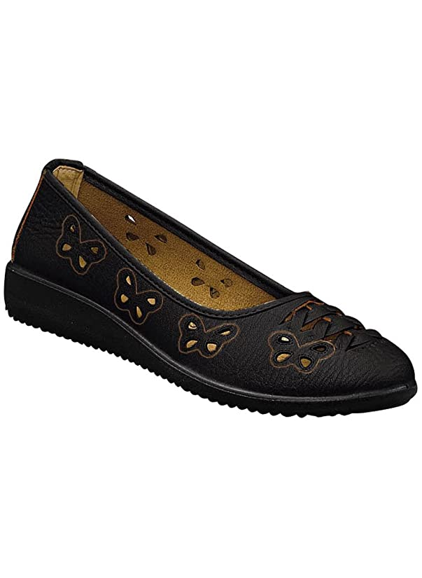 Women's Adult Kelsie Flat Synthetic Complements Exclusives