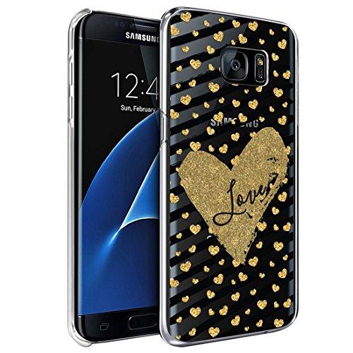 MTT Designer Pattern Printed Back case Cover for Samsung Galaxy S7  Design70