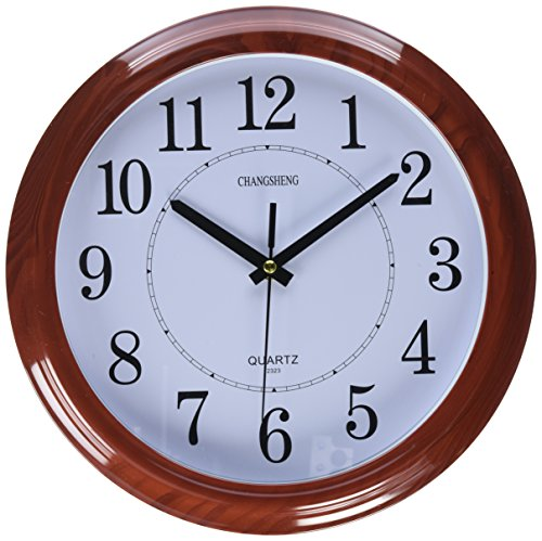 Bekith Classic Clock Wooden Pattern product image