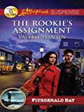 The Rookie's Assignment (Fitzgerald Bay Book 2)