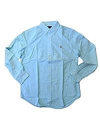 Polo Ralph Lauren Mens Classic Fit Buttondown Oxford Shirt