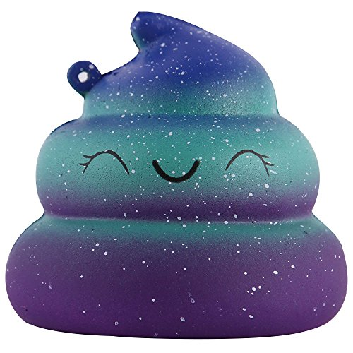 Anboor Squishies Smiling Poo Slow Rising Kawaii Scented