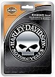 Chroma 009113 Harley-Davidson Skull Chrome ABS