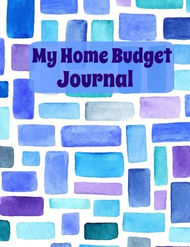 My Home Budget Journal (Extra Large Weekly Budgeting Journal with ...