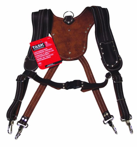 Task-Tools-T77330-Leather-SuspenderHarness
