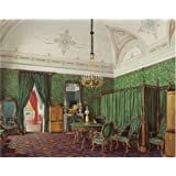 The Perfect effect Canvas of oil painting 'Hau Edward Petrovich,The Third Reserved Apartment,A Bedroom,1807-1887' ,size: 24x30 inch / 61x77 cm ,this Replica Art DecorativeCanvas Prints is fit for Laundry Room decoration and Home decor and Gifts