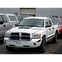 Xtreme Autosport 2005-2011 Hood Scoop for Dodge Dakota by MrHoodScoop UNPAINTED HS009