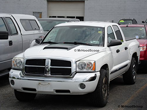 Xtreme Autosport Painted Hood Scoop Compatible with 2005-2011 Dodge Dakota by MrHoodScoop HS009