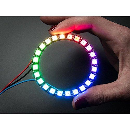 Adafruit 24 RGB LED Neopixel Ring by Adafruit