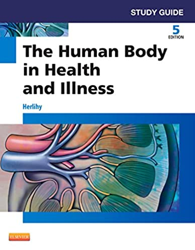 study guide for the human body in health and illness e book rh amazon com Anatomy Study Guides Online Anatomy Study Sheets