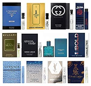 Miniature Aftershave Samples