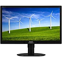 Philips Monitors 220B4LPCB 22 Wide TFT LED 16X10 5ms