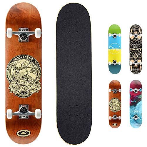 Osprey Double Kick Skateboard