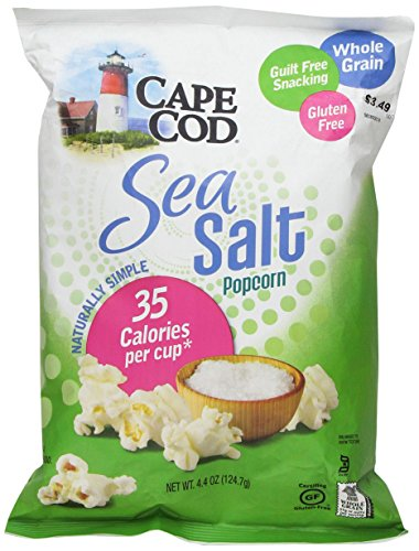 Cape Cod Sea Salt Popcorn, 4.40 oz