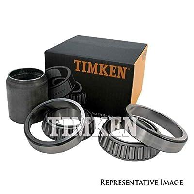 Timken RDTC2 Wheel Bearing Kit: Automotive