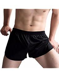 Men Shorts Casual,Haoricu Clearance Summer Boxer Sport Gym Shorts Elastic Waist Beach Swimming Pants