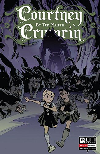 ONI PRESS COURTNEY CRUMRIN #6 TED NAIFEH