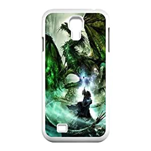 Ancient Dragon Hard Plastic Phone Case for samsung galaxy s4 Shell Phone ZDSVEN(TM)