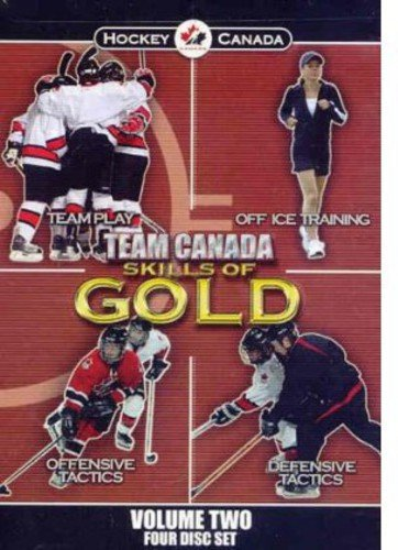 Team Canada Skills of Gold: Vol. 2 by Video Service Corp.