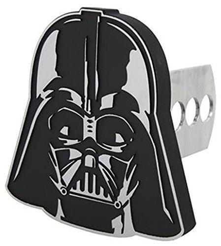 Plasticolor 002282R01 Star Wars Darth Vader Hitch Cover ()