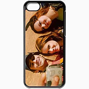 Personalized iPhone 6 4.7 Cell phone Case/Cover Skin 127 Hours James Franco Aron Ralston Kate Mara Kristi Amber Tamblyn Megan face Movies Black