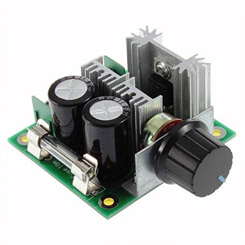 Robodo MO39 DC Motor Speed Control Regulator Pulse PWM 12V-40V 10A Price & Reviews