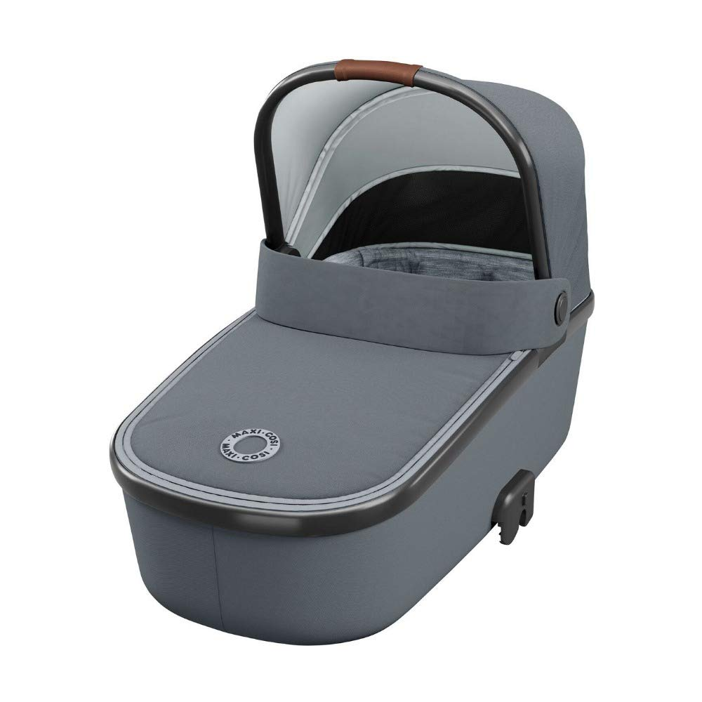 Maxi Cosi Oria Babywanne Groß Bequem Und Federleichter Kinderwagenaufsatz Geeignet Für Maxi Cosi Kinderwagen Buggys Nutzbar Ab Der Geburt 6 Monate Ca 0 9 Kg Essential Grey Baby