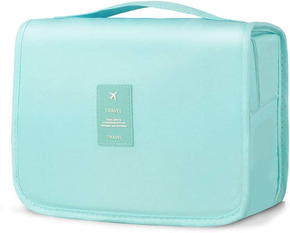 Lermende Toiletry Bag Portable Hanging Large Cosmetic Makeup Travel Accessories Organizer for Men Women