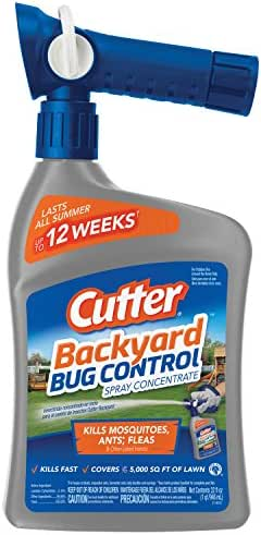 Insect Repellent: Cutter Backyard