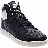 adidas Women's Top Ten Hi Black/White S75135 (Size: 8)