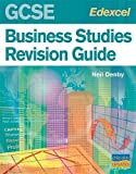 img - for Edexcel GCSE Business Studies Revision Guide by Neil Denby (2007-03-30) book / textbook / text book