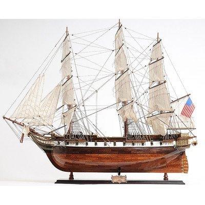 Old Modern Handicrafts USS Constellation Collectible